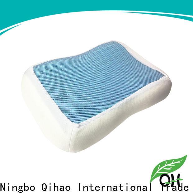Qihao Top best gel pillow factory for travel