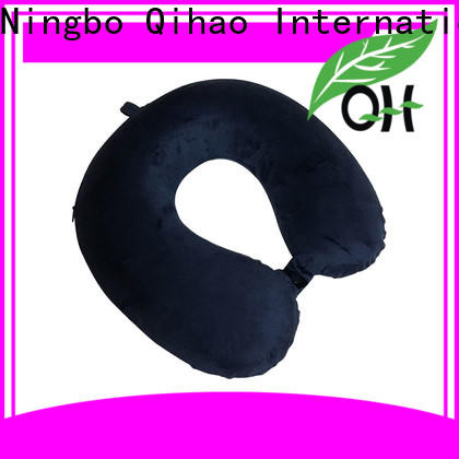 Qihao Top best travel neck pillow for business for business trip