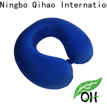 Qihao Best neck pillow with cooling gel company for sleeping