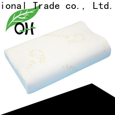 Qihao memory slow rebound pillow factory for a rest