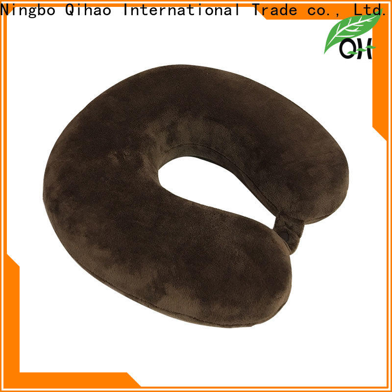 Qihao mf2928 travel pillows for airplanes suppliers for business trip