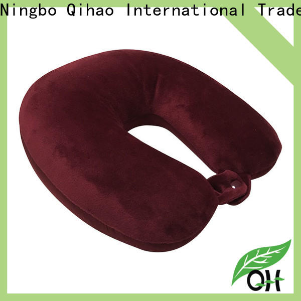 Qihao microbead neck rest pillow for travel suppliers for a rest