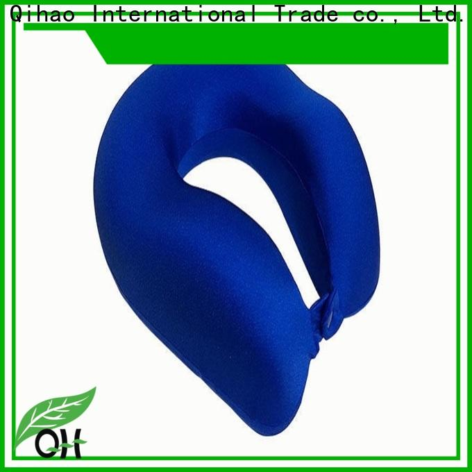 Qihao Top memory foam neck pillow travel company for office