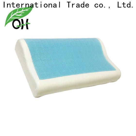 Qihao Best best gel pillow suppliers for sleeping