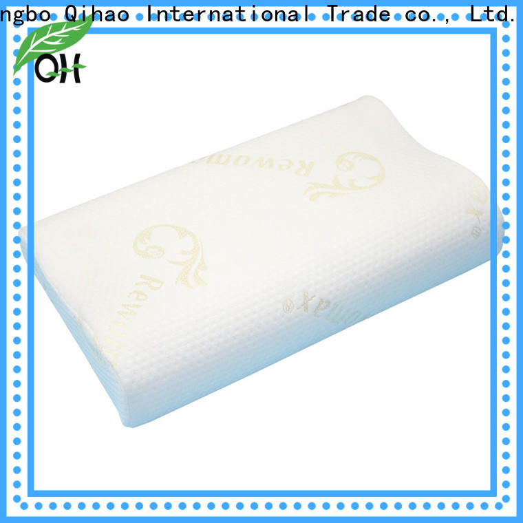 Custom Viscoelastic foam pillow memory company for a rest