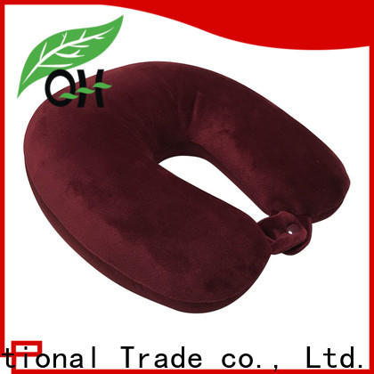Qihao New microbead neck pillow for business for sleeping
