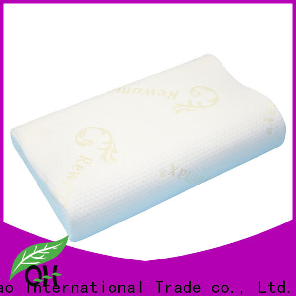 Qihao New memory foam pillow review suppliers for businessmen