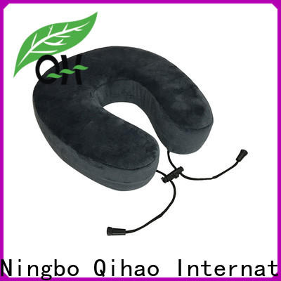 New u shaped neck pillow memory for business for a rest