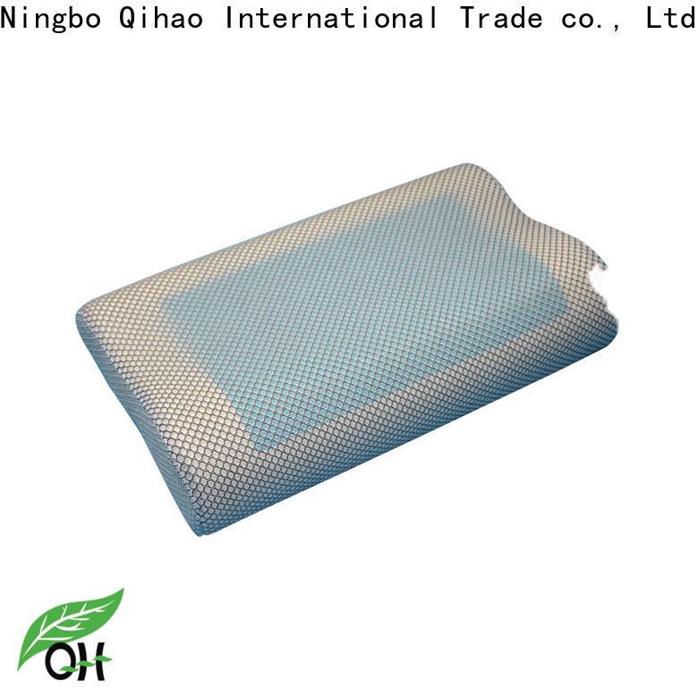 Qihao contour contour pillow suppliers for business trip