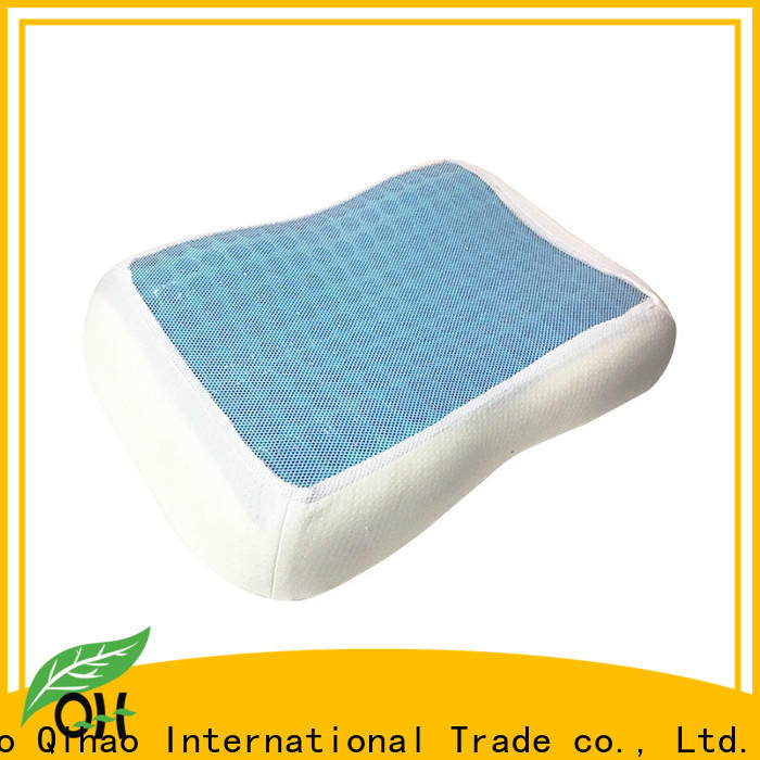 Qihao large best gel pillow supply for office