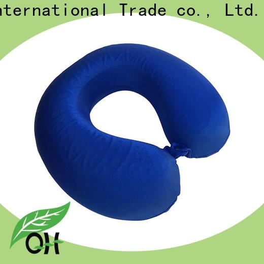 Qihao charcoal memory gel pillow factory for sleeping