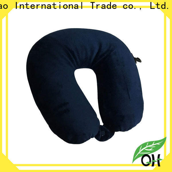 Qihao New best neck support travel pillow factory for travel