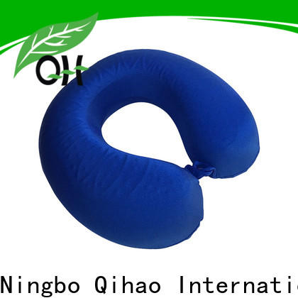 Qihao neck cooling memory foam pillow for business for sleeping