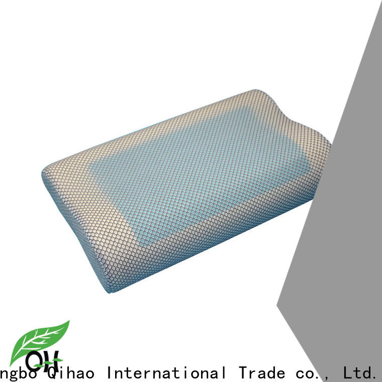 Best gel pillow large supply for office