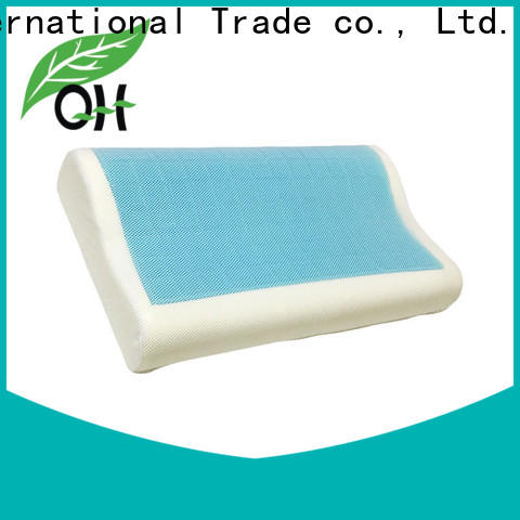 Qihao Wholesale gel pillow supply for a rest
