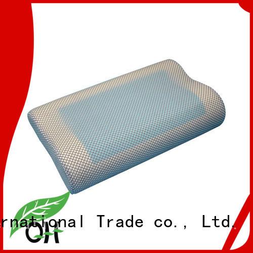 New contour gel pillow sandwich company for business trip