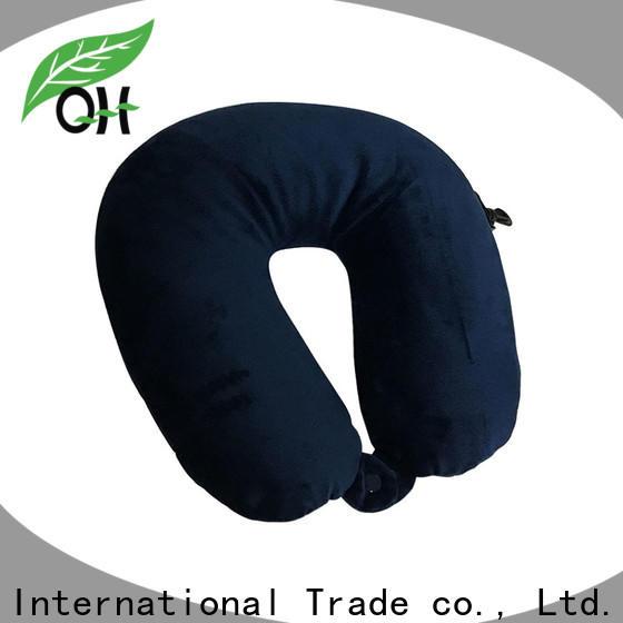 Latest neck rest pillow for travel oem supply for businessmen