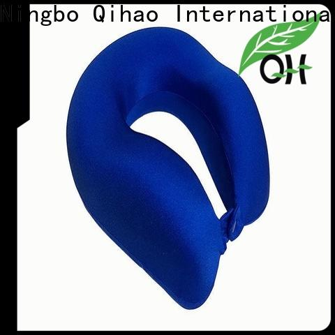 Best memory foam u shaped pillow travel factory for business trip
