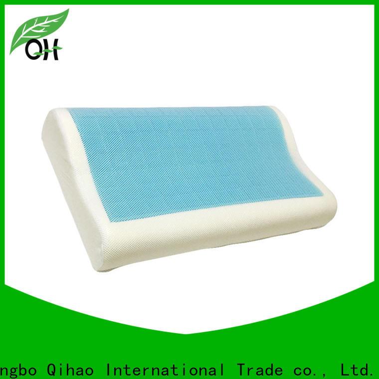 Best contour gel pillow qihao manufacturers for a rest