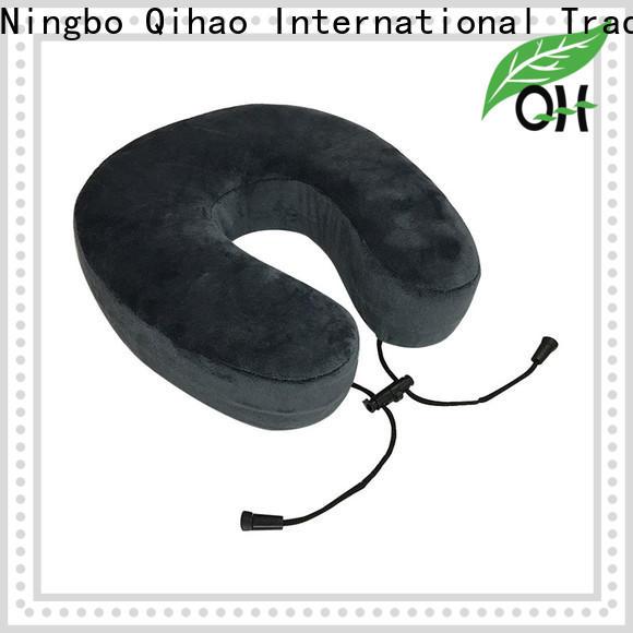 Qihao Wholesale contour neck pillow company for travel