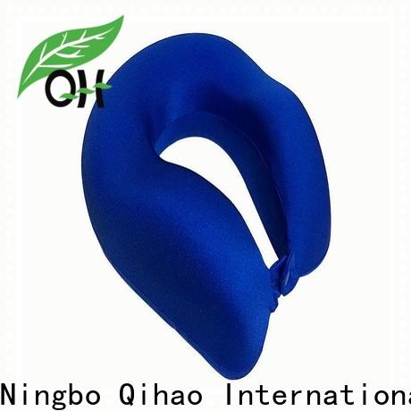Qihao or travel pillows for airplanes supply for travel