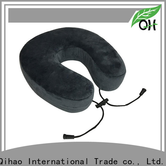 Qihao Best travel neck pillow factory for travel