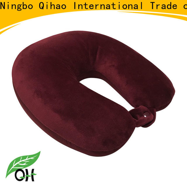 Wholesale best travel pillow for planes supersoft supply for student