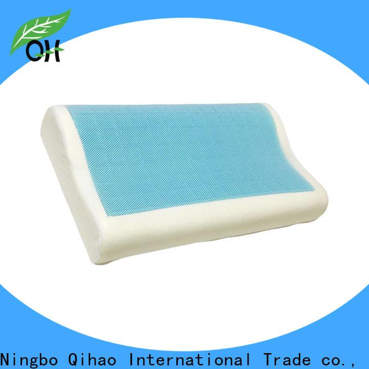 Qihao mesh best gel pillow for business for office