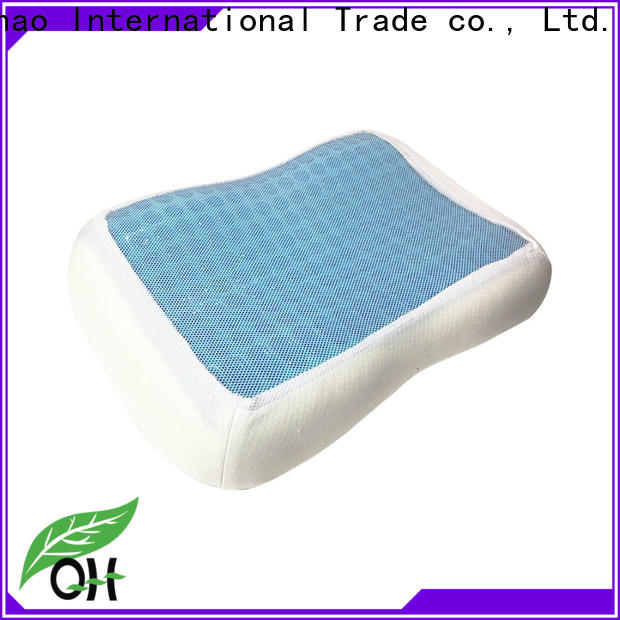 Qihao Wholesale best gel pillow supply for office
