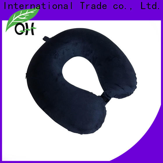Top memory foam travel neck pillow feel for business for office