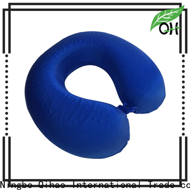 Top gel travel pillow touch for business for travel