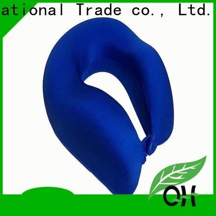 Qihao Top travel pillow factory for sleeping