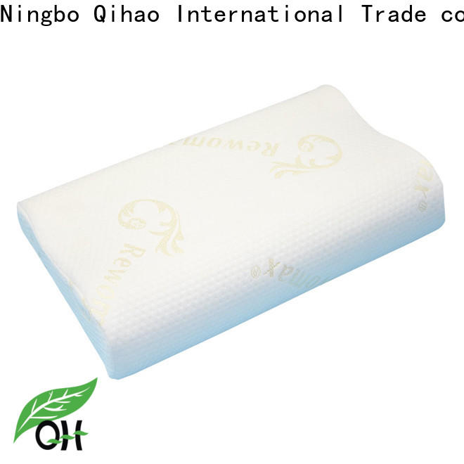 Wholesale memory foam pillow for back pain memory for business for sleeping