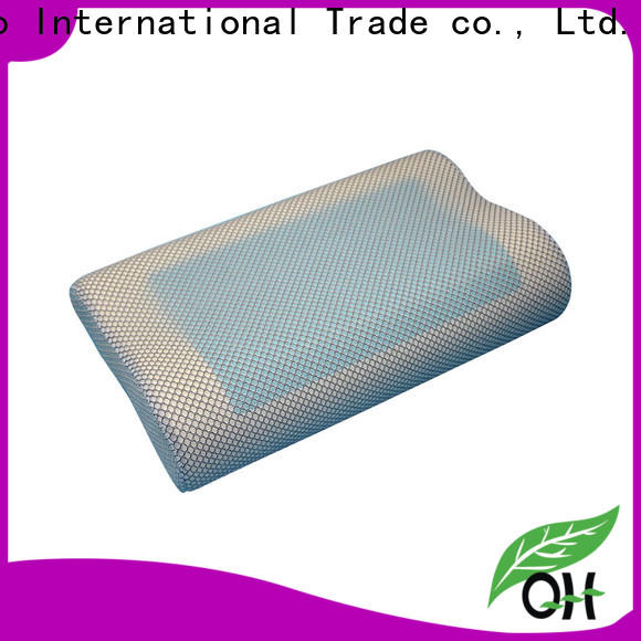 Custom contour pillow layer company for a rest