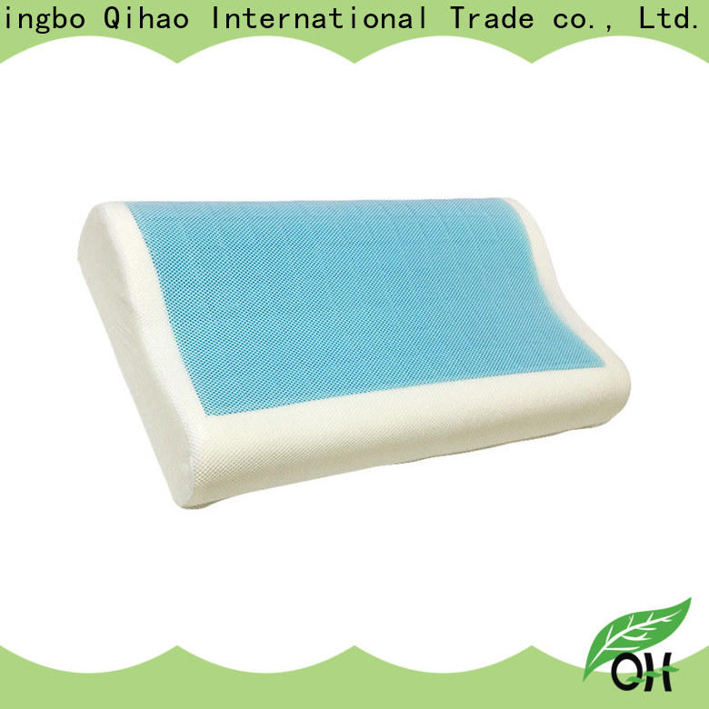 Qihao cool best gel pillow for business for travel