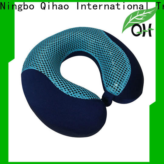 Qihao High-quality cooling memory foam pillow supply for a rest