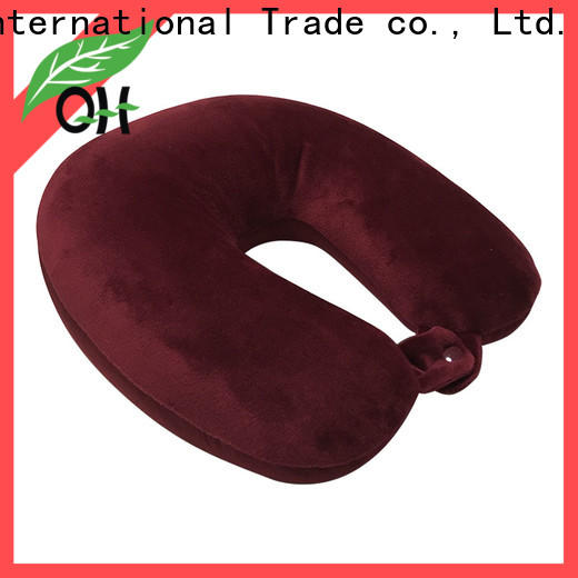 Top microbead neck pillow design suppliers for travel