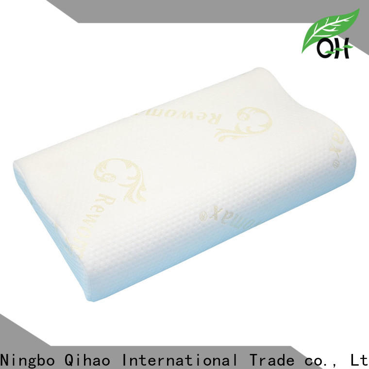 High-quality Slow recovery foam pillow air company for office