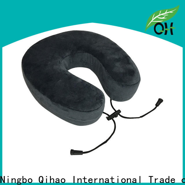 Qihao Custom contour neck pillow manufacturers for sleeping