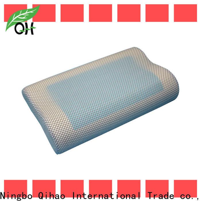 Qihao mesh best gel pillow supply for office
