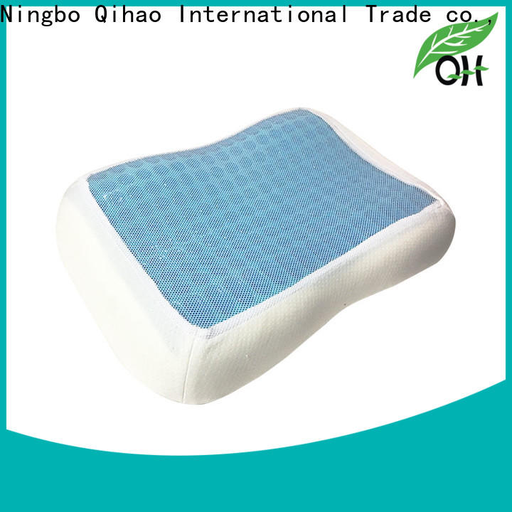 Latest contour gel pillow silicone manufacturers for business trip