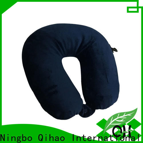 Qihao pillow best travel pillow for airplane company for travel