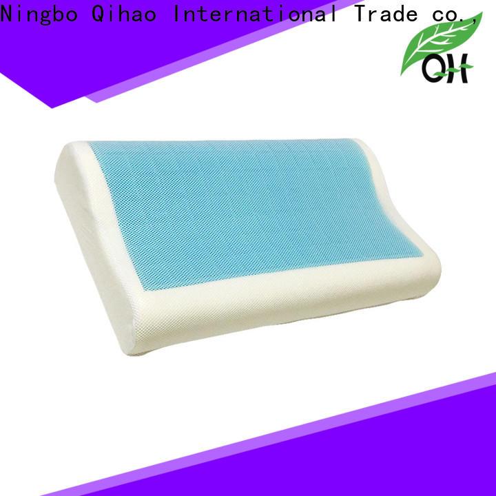 High-quality contour gel pillow contour manufacturers for sleeping