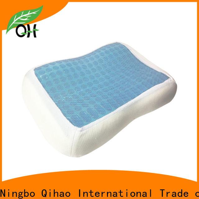 Wholesale gel pillow contour suppliers for business trip