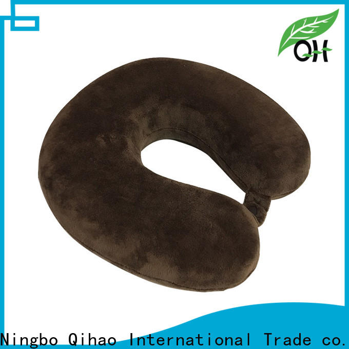 Qihao Latest best travel neck pillow manufacturers for business trip