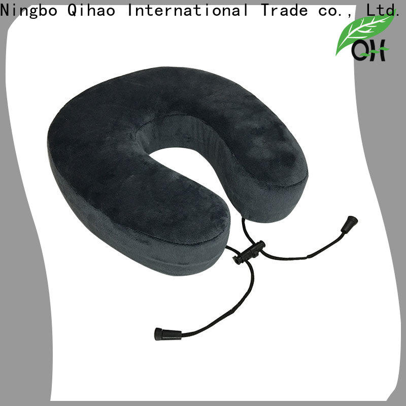 Qihao Best travel pillow company for sleeping