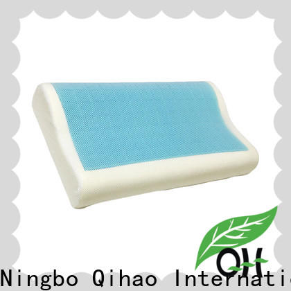 Qihao Top best gel pillow supply for office