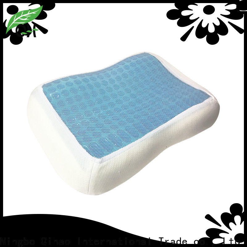 Best contour gel pillow cool for business for sleeping