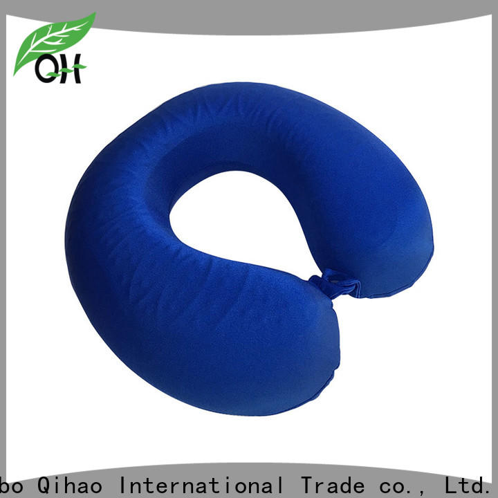 Qihao High-quality cooling memory foam pillow company for a rest