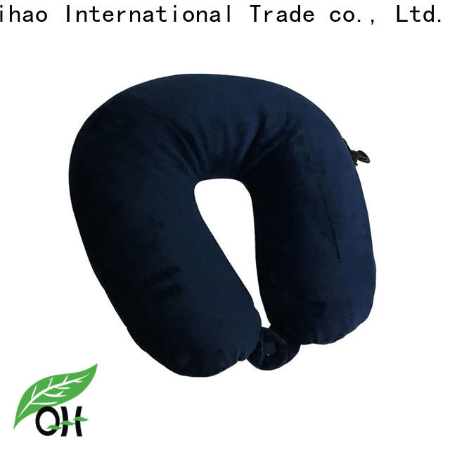 Qihao Wholesale best airplane neck pillow for business for travel